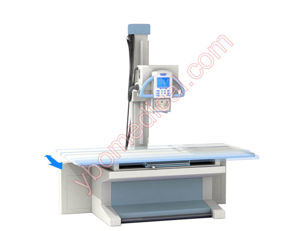 15/25KW X-Ray Radiography System for Veterinary