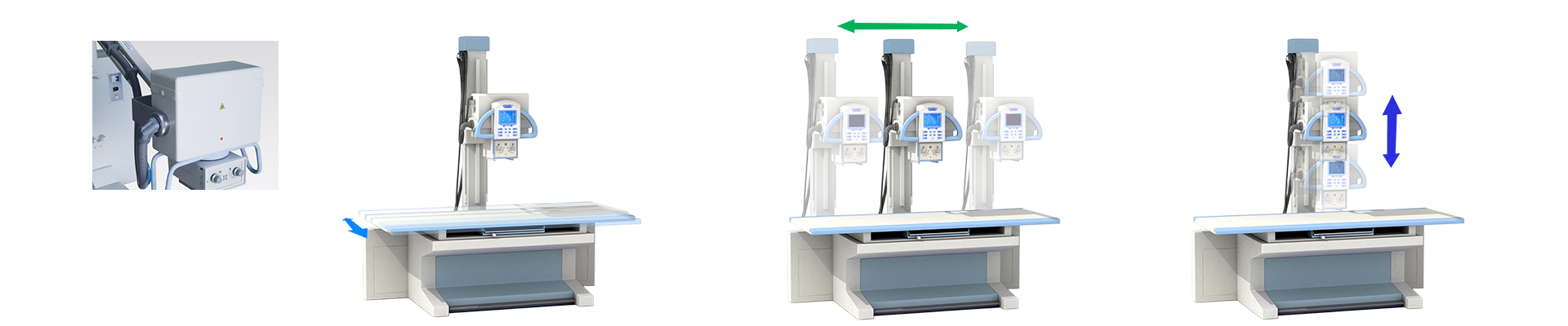 High Frequency X-ray Radiography System banner
